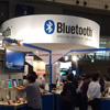Seven Bluetooth SIG member companies display their latest Bluetooth products