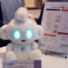 """Ray Tron Introduce the independent support communications robot """"Chapit"""""""