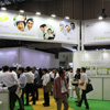 Promoting the standardization of IT healthcare Continua Health Alliance exhibiting at CEATEC JAPAN