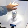 タムラ製作所で高輝度LEDを実現する酸化ガリウム基盤のデモ